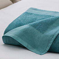 Folded Dual Cover® Hospital Blanket | Healthcare Blankets & Spreads